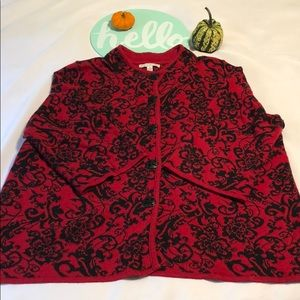 JM Collection sweater size 2X